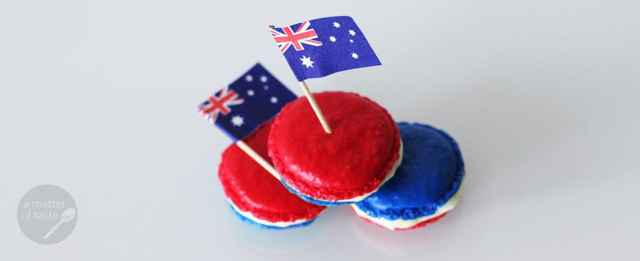 australia macarons  featured