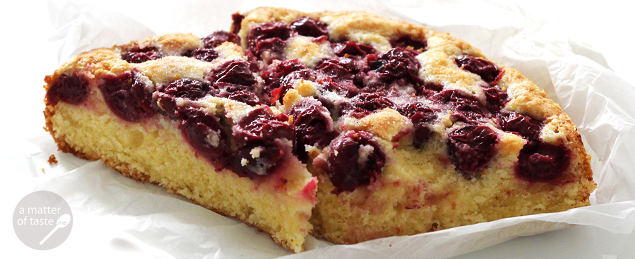 Cake Recipe With Sour Cherries