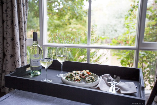 Stoneleigh Wine oysters recipe