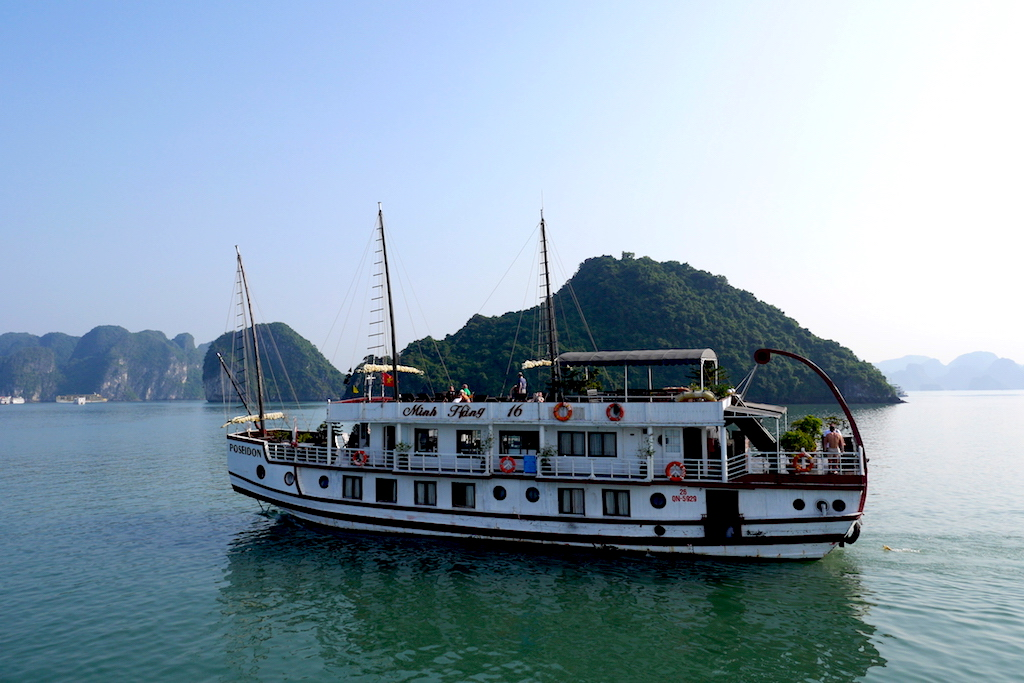 Halong Bay Photo - CastawaywithCrystal.com