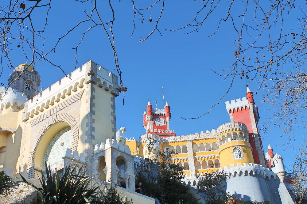 sintra portugal castle