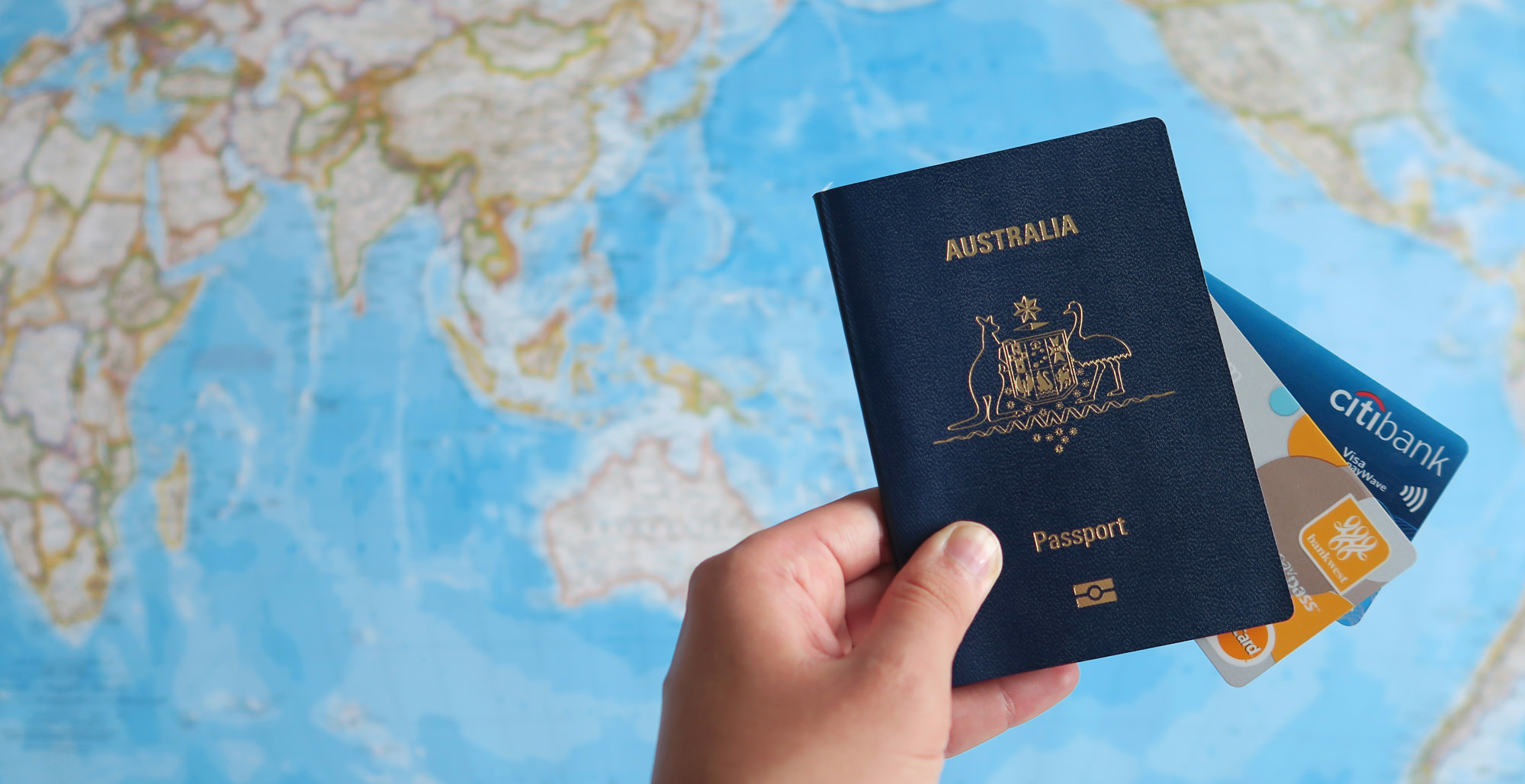 Best no fee Credit and Debit Cards for Australian Travellers