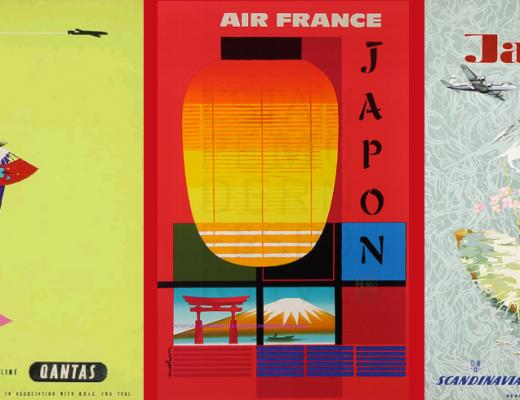 Japan-retro-posters