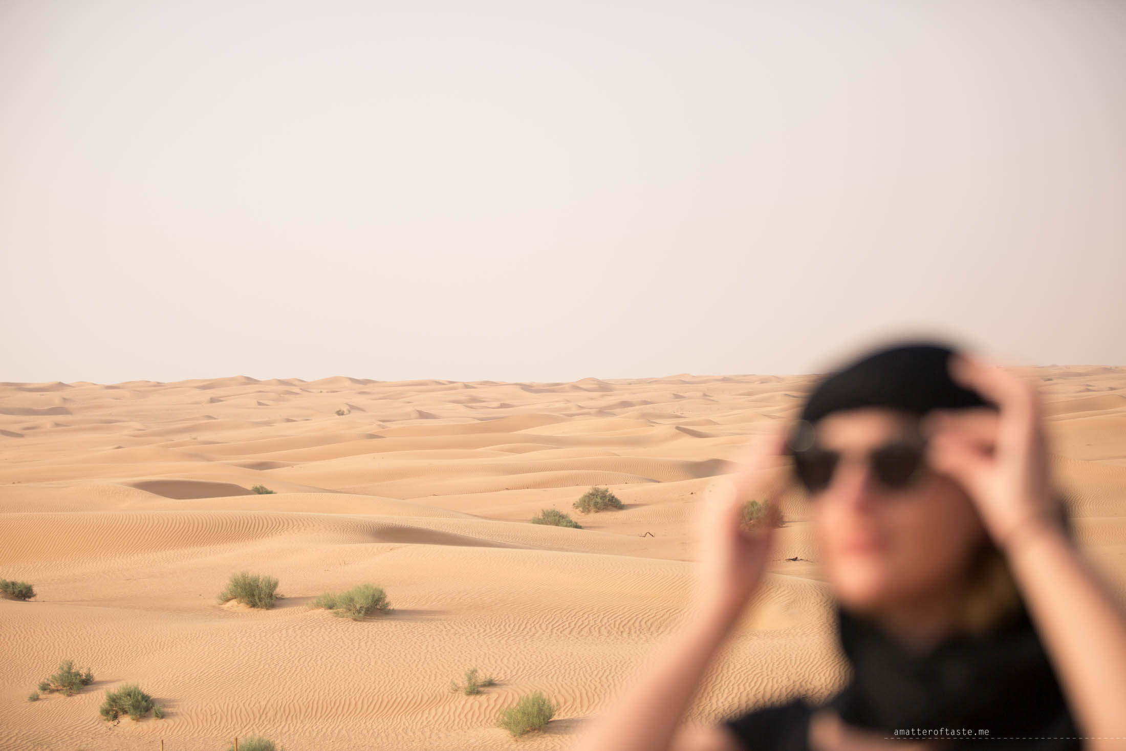ultimate luxury desert experience Dubai